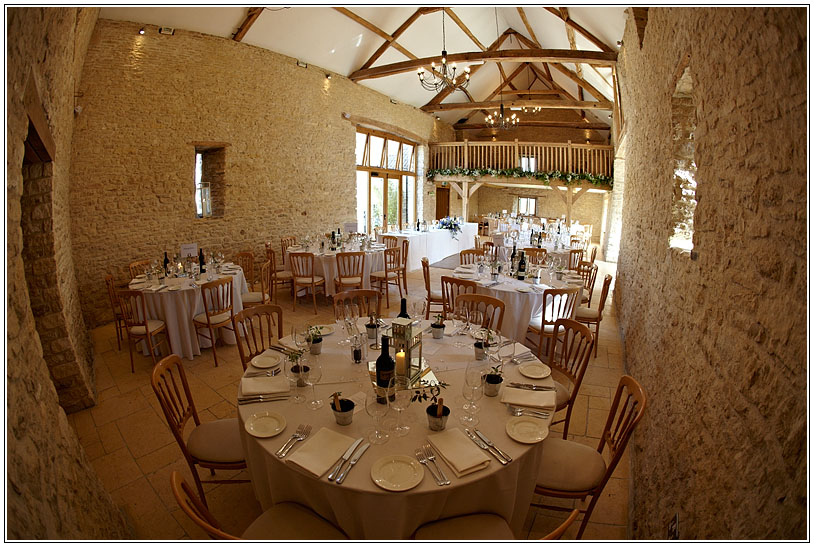 Kingscote Barn Venue 2