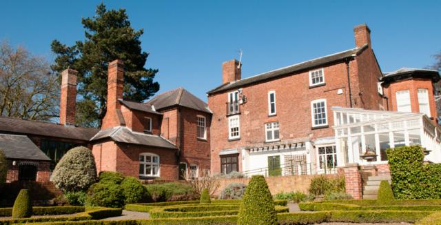 Bantock House And Gardens Wolverhampton