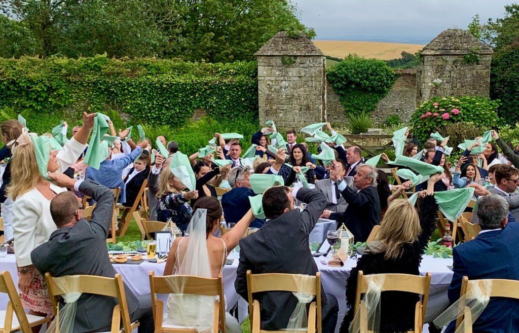 Singing Waiters Barnstaple 2