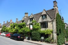 Baytree Hotel, in Burford, Oxfordshire